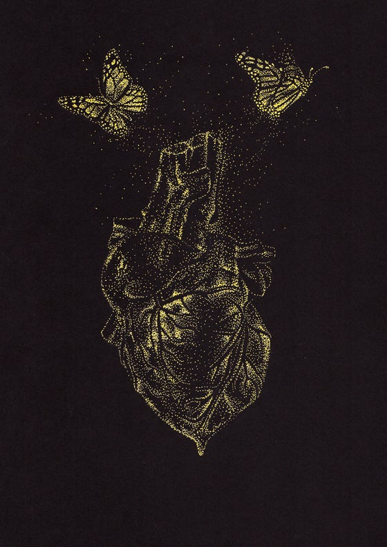 Image of The State of My Heart - A4 print
