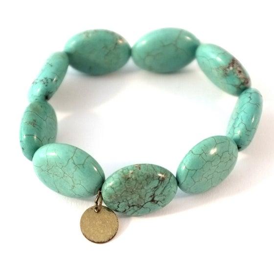 Image of BRACELET -  turquoise