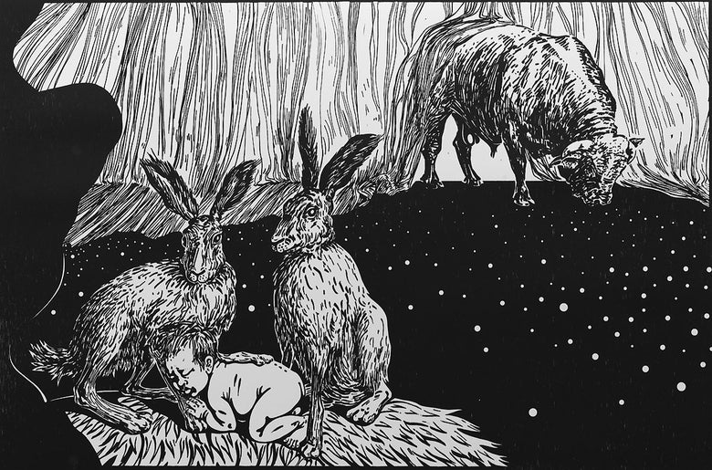 Image of Allegori over Nordland #3