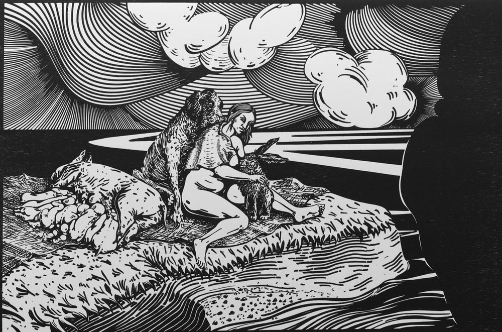 Image of Allegori over Nordland #4