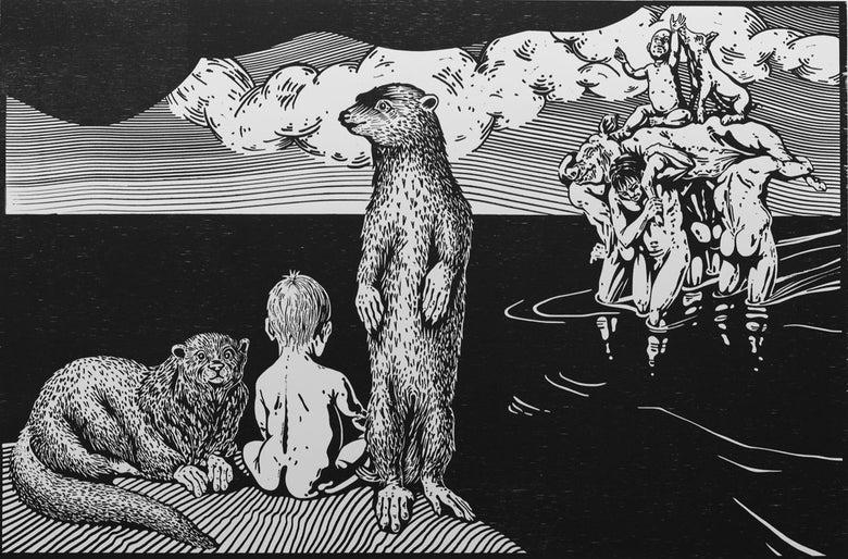Image of Allegori over Nordland #5