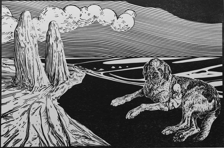 Image of Allegori over Nordland #6