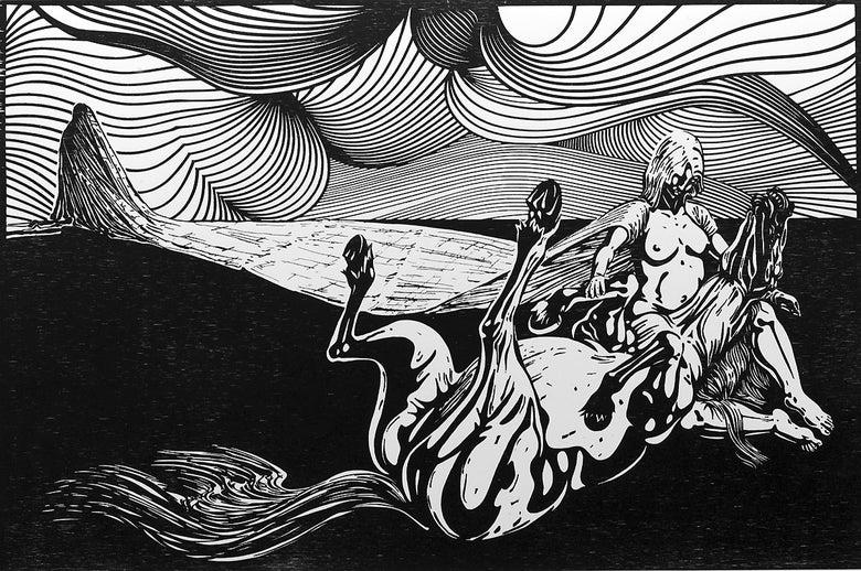 Image of Allegori over Nordland #7