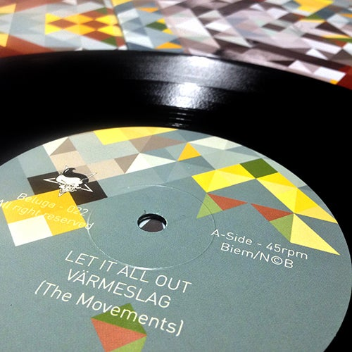"""Image of The Movements/Let It All Out (10"""")"""
