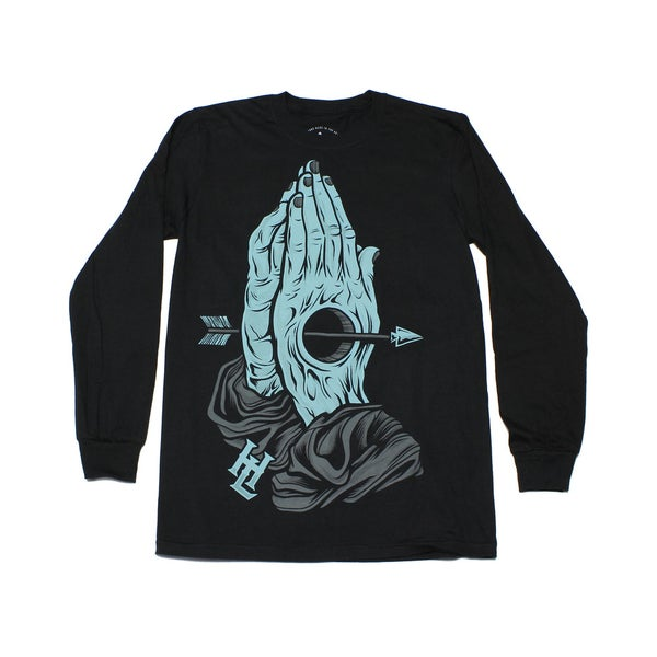 "Image of HOTLIFE - ""PRAYING HANDS"" Long Sleeve"
