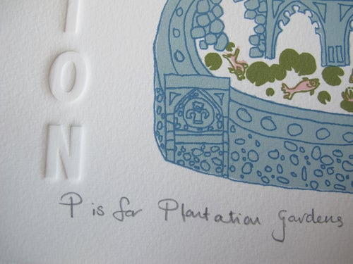 Image of P is for Plantation (Gardens)