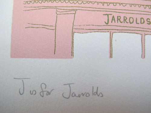 Image of J is for Jarrolds