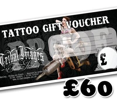 £60 Gift Voucher - Tribal Images
