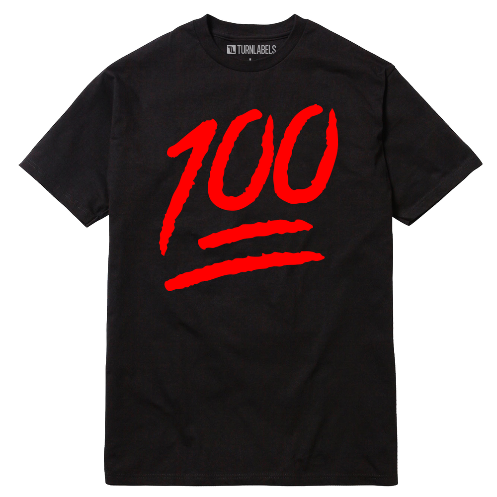 Image of KEEP IT 100 T-SHIRT