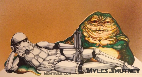 Image of Jabba The Slut