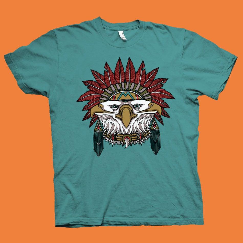 "Image of ""EAGLE"" SPIRT ANIMAL shirt"