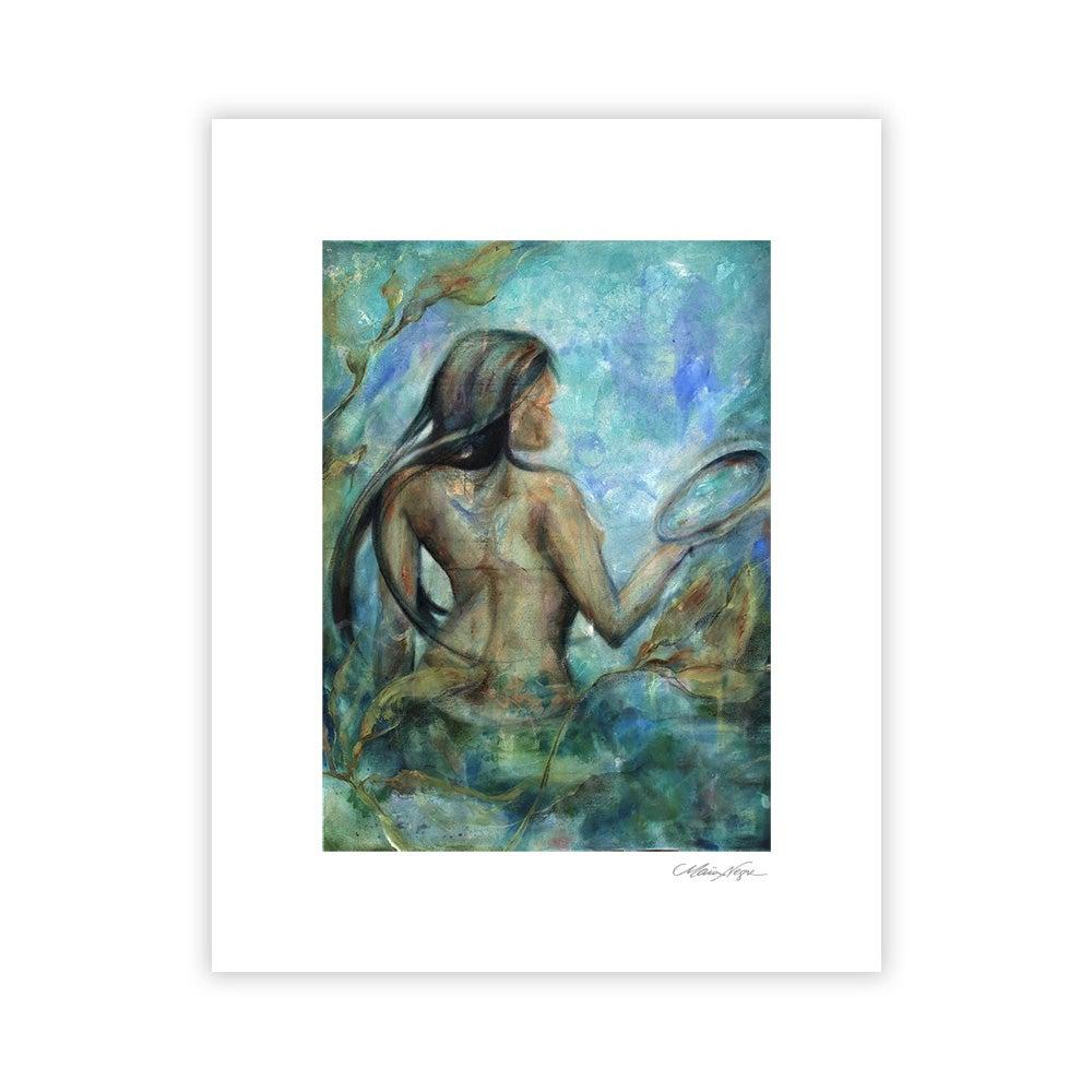Image of Mermaid 2, Archival Paper Print