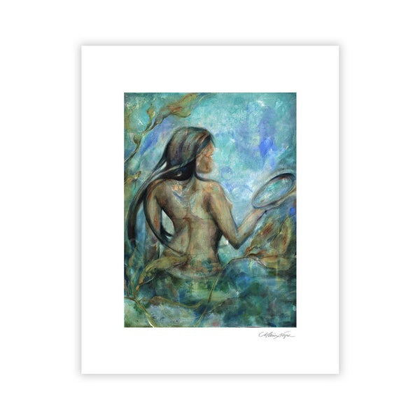 Image of Mermaid 2, Archival Paper Print
