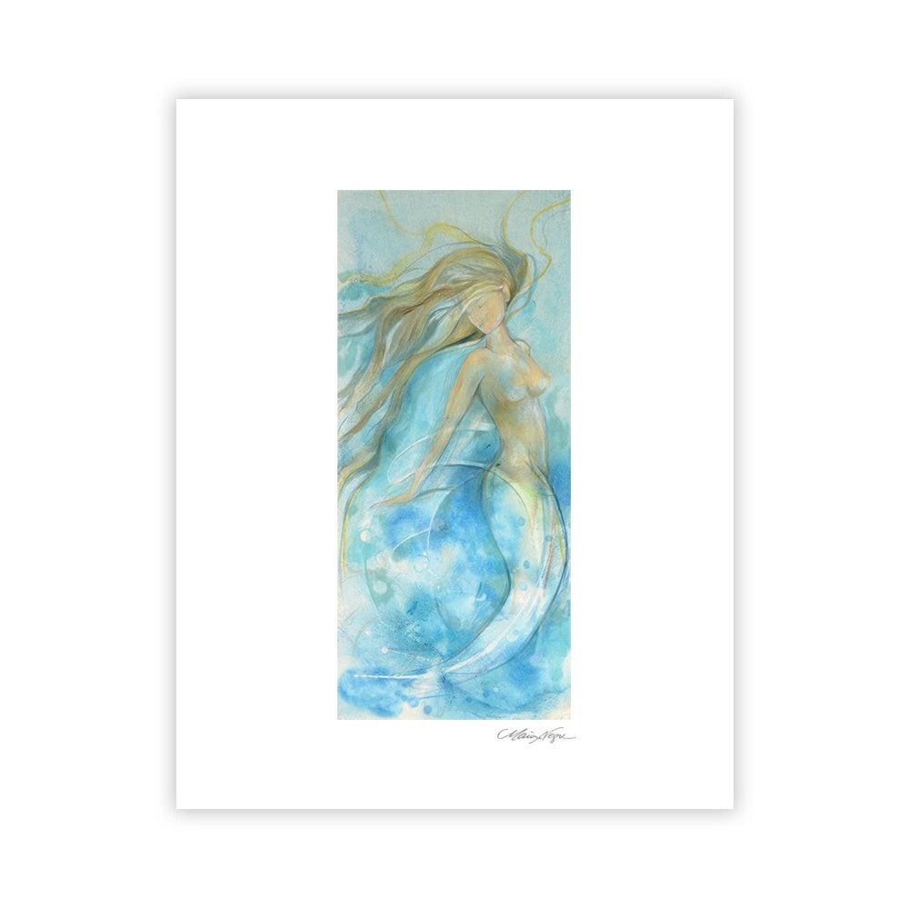 Image of Mermaid 6, Archival Paper Print