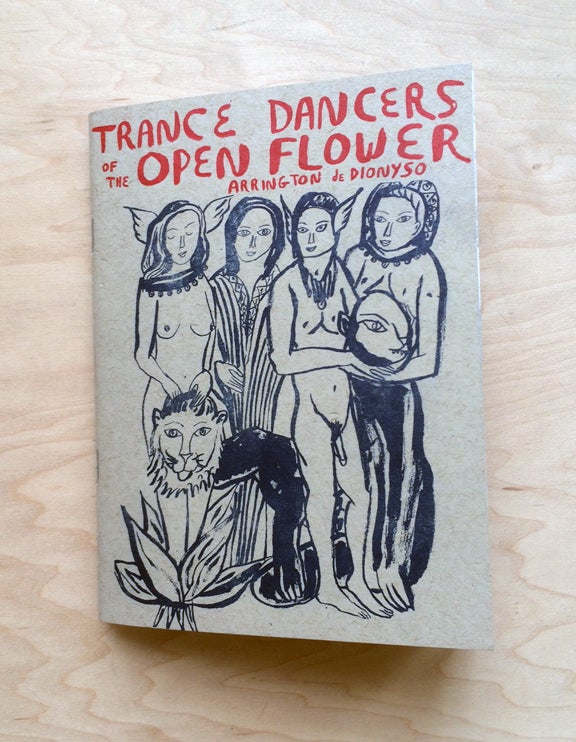 Image of Arrington de Dionyso, Trance Dancers of the Open Flower