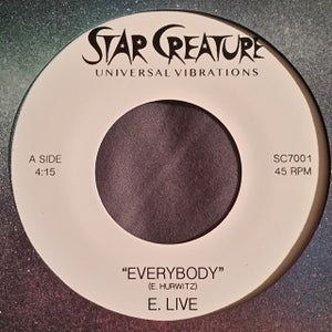 Image of SC7001 - E. Live ft Sally Green - Everybody / Be Free