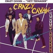 Image of HEY TEENAGER CATALOGUE NUMBER: CRCD3