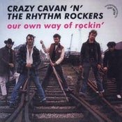 Image of Our Own Way of Rockin' Catalogue Number: CRCD09