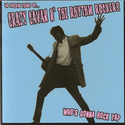 Image of Who's Gonna Rock Ya? Double CD Album Catalogue Number : CRCD014 (CD )