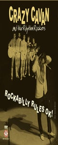 Image of DVD ROCKABILLY RULES OK CATALOGUE: DVD BBR00009