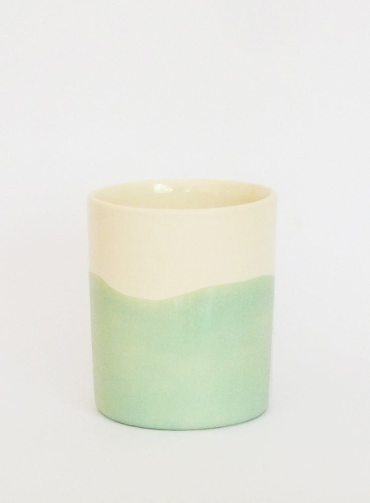 Image of MINT WASH BEAKER (MEDIUM)