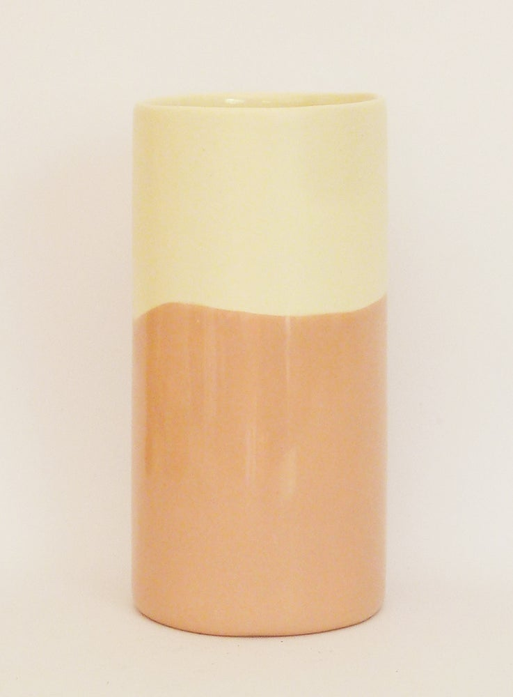 Image of PEACH WASH BEAKER (LARGE)