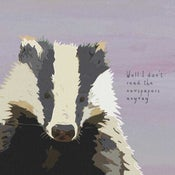 Image of Dolittle - Badger