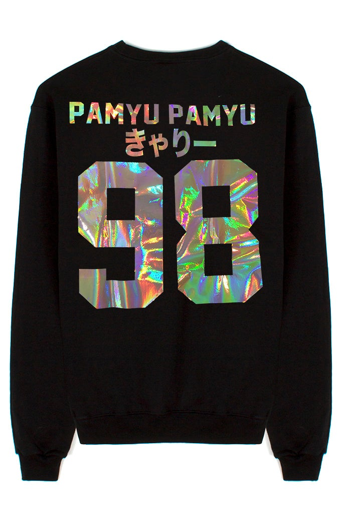 Image of KYARY PAMYU PAMYU きゃりーぱみゅぱみゅ CREWNECK