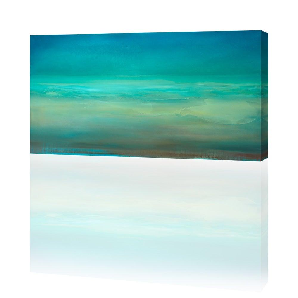 Image of Blue Shale Giclee Print
