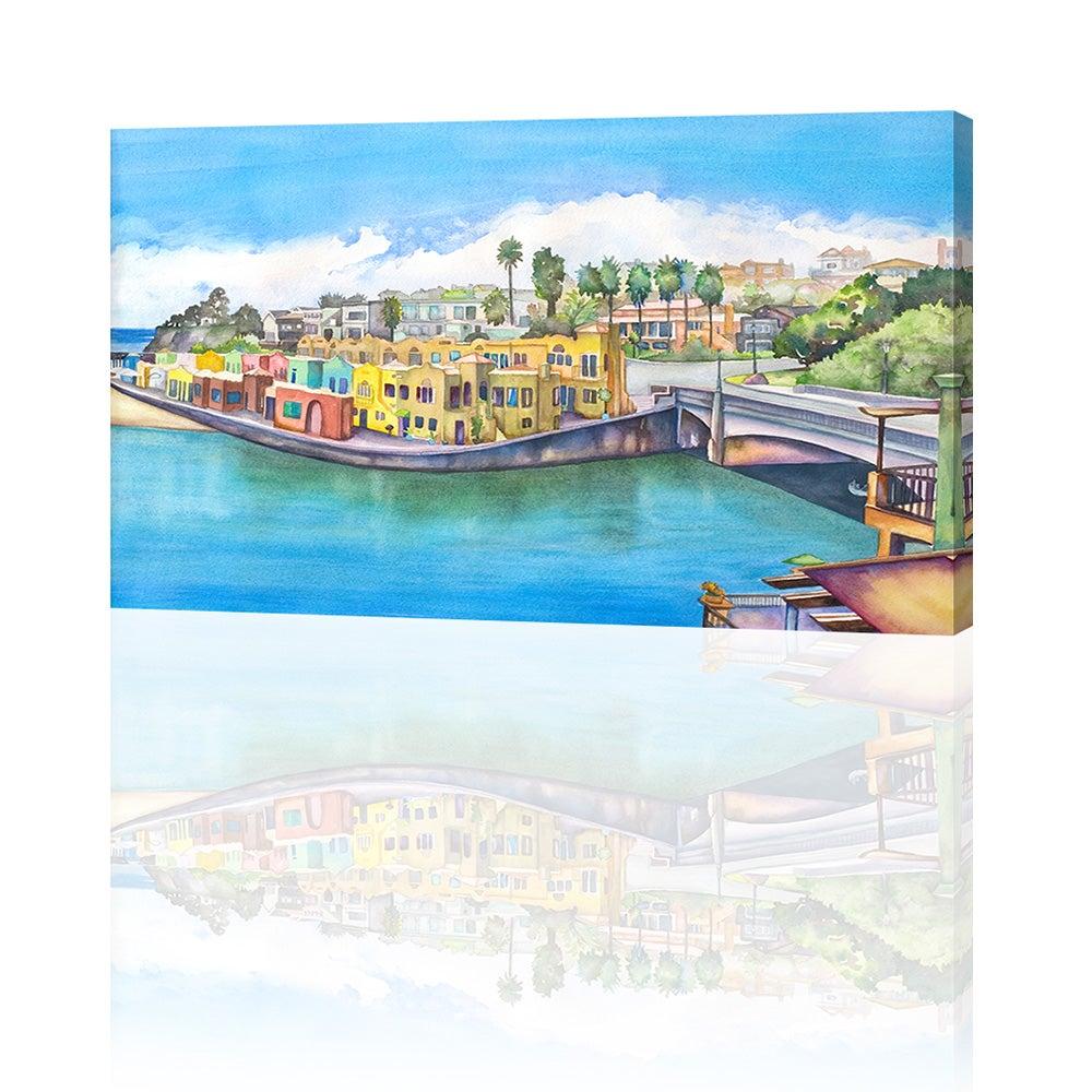 Image of Venetian View Giclee Print