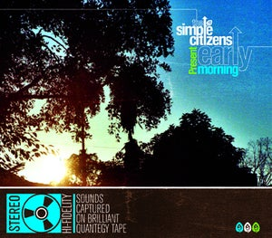 "Image of ""Early Morning"" full length CD"