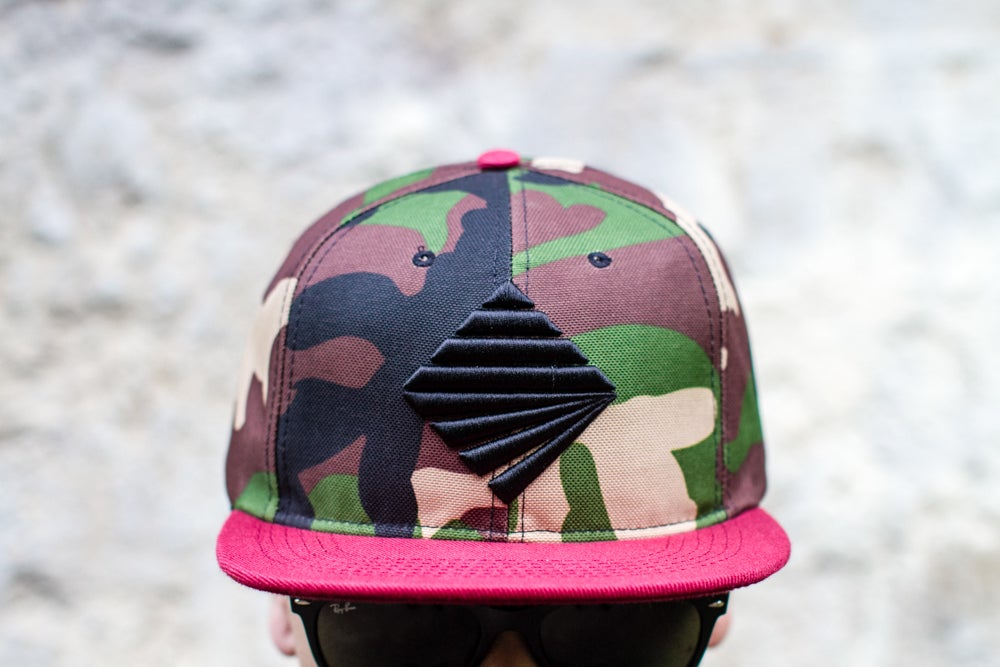 Image of Hunters Snapback (Weatherproof)