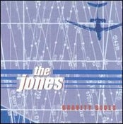 Image of The Jones - Gravity Blues Ltd Edition Col Vinyl LP with CD included