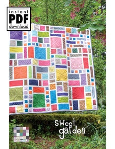 Image of  No. 026 -- Sweet Garden {PDF Version}