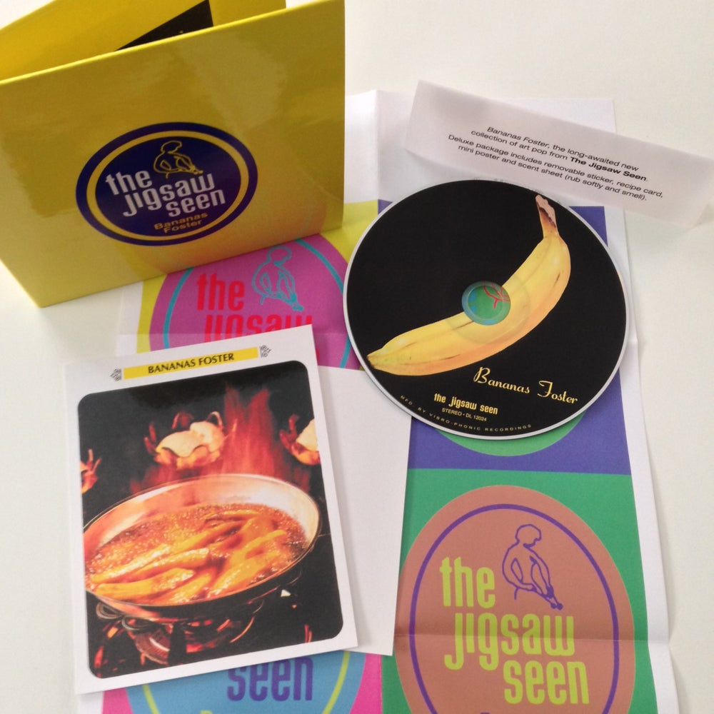 "Image of ""Bananas Foster"" CD"