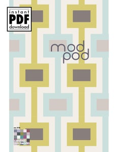 Image of No. 016 -- Mod Pod {PDF Version}