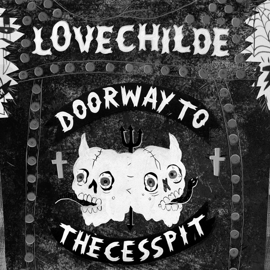 Image of DOORWAY TO THE CESSPIT - PRE-ORDER!!!