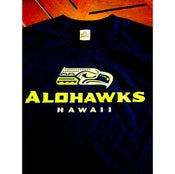 Image of Alohawks Gear (Hoodies, Tshirts, Youth, Toddler, Women's Tanks) (Shipped from Seattle)