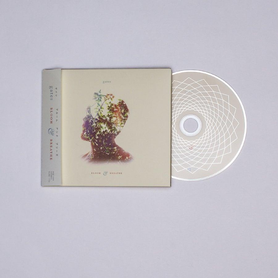 Image of Bloom & Breathe CD (Japanese Pressing)