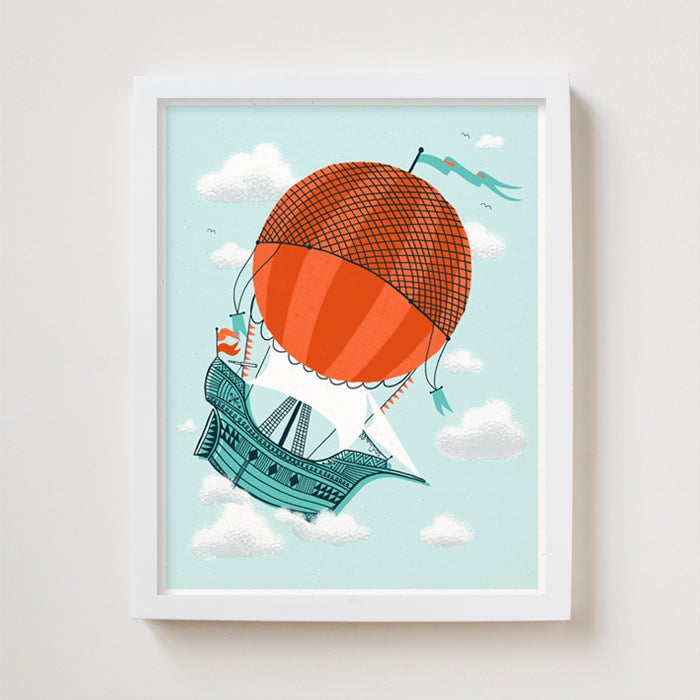 Image of Hot Air Ship