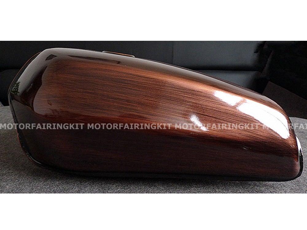 Image of Cafe Racer Honda CG125 Fuel Tank/ Gas Tank Honda Bronze Series