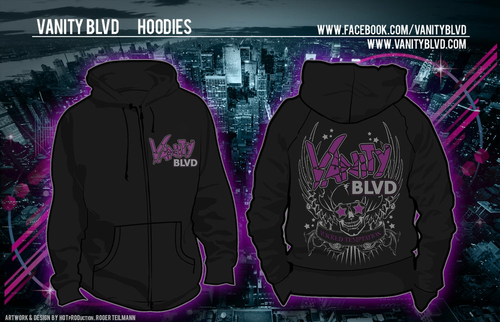 Image of Vanity BLVD Hoodie (Limited Edition)