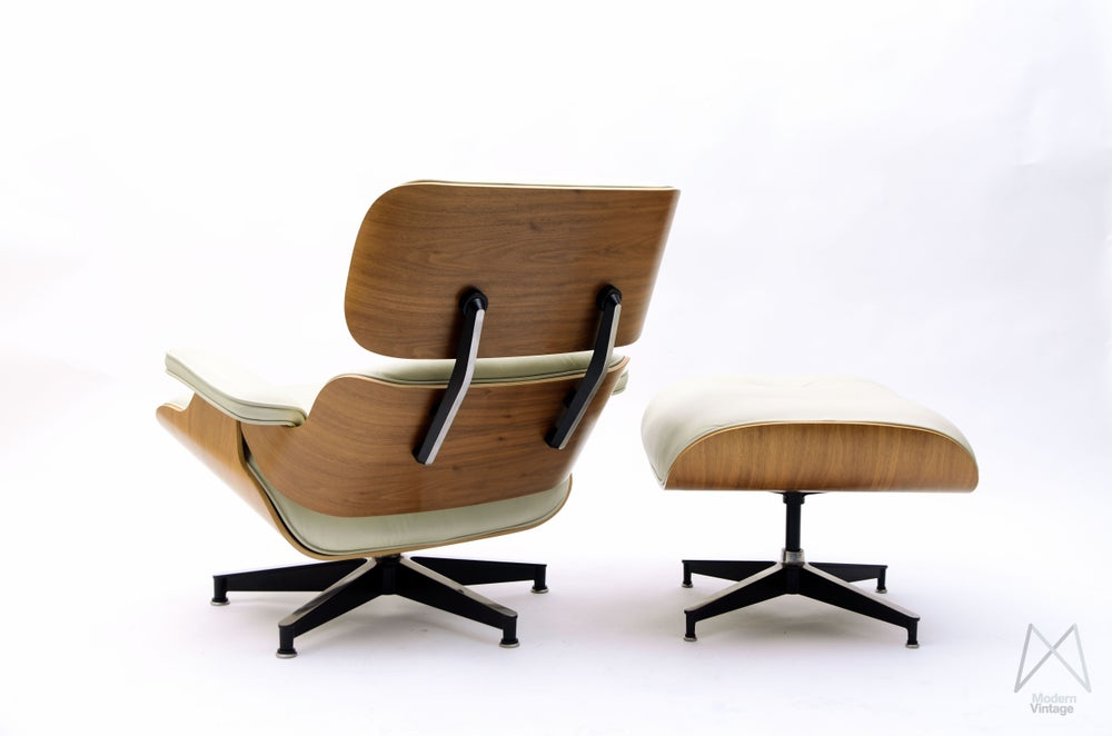 Modern vintage amsterdam original eames furniture eames lounge chair otto - Lounge chair eames prix ...