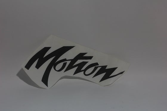 Image of Motion Decal