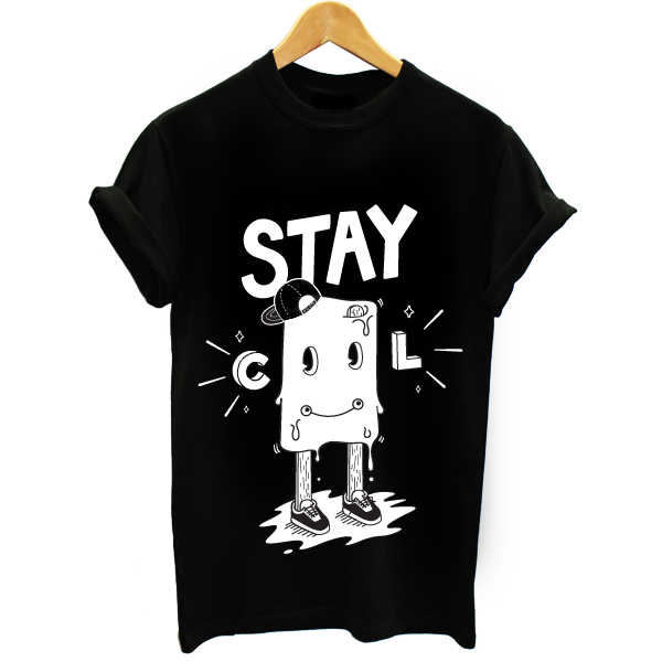 """Image of """"Stay Cool"""" Tshirt"""