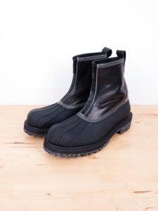 Image of Undercover - Front Zip Duck Boots
