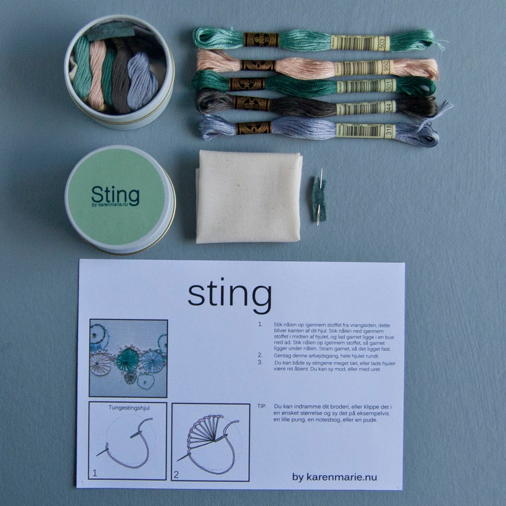 Image of Sting kit #3