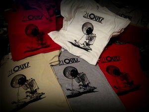 Image of 21 Outs 'Your Day'  T-Shirt!!!