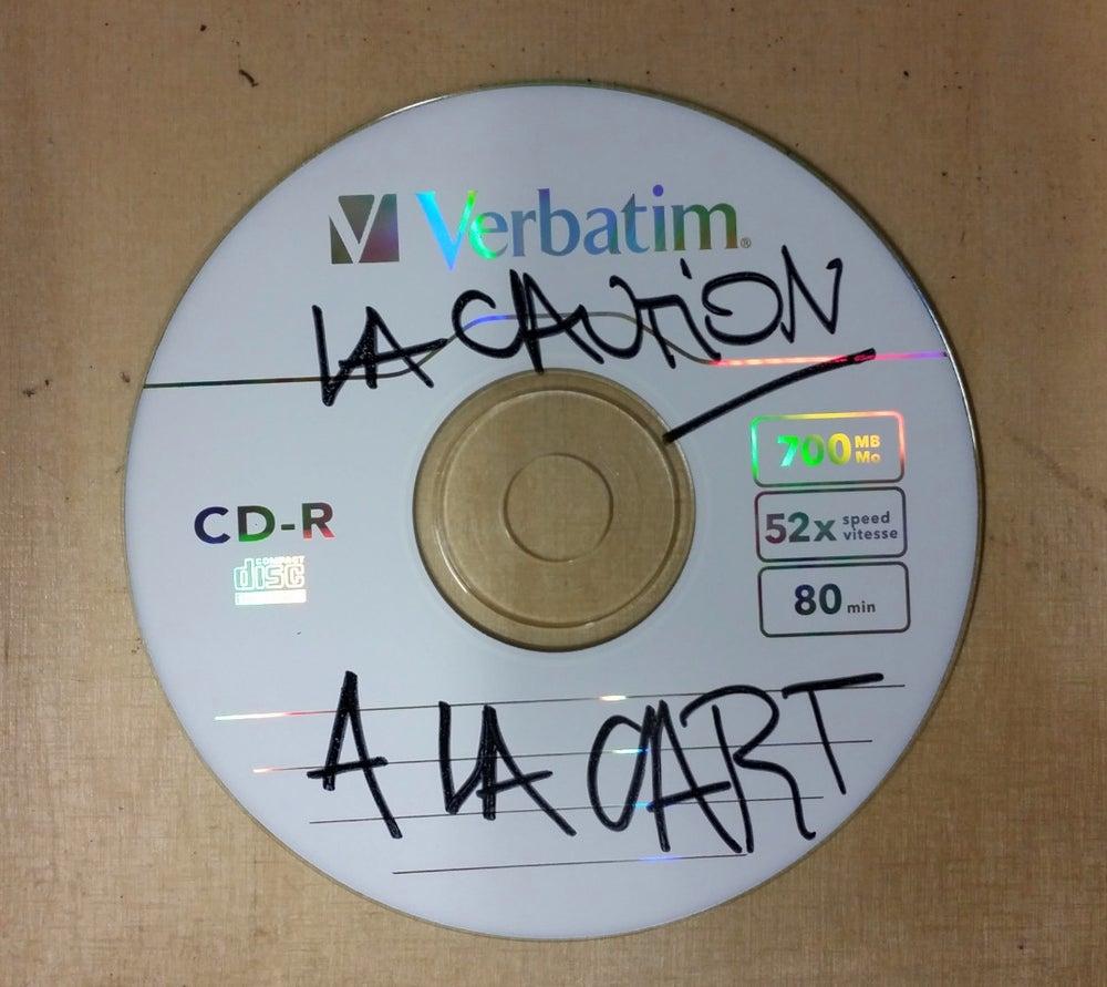 Image of ALACART ! Signé par La Caution (Un Tas de raretés et inédits)