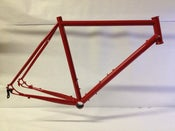 "Image of WH.Bradford ""Gazos Creek Rd. "" Light touring frame"
